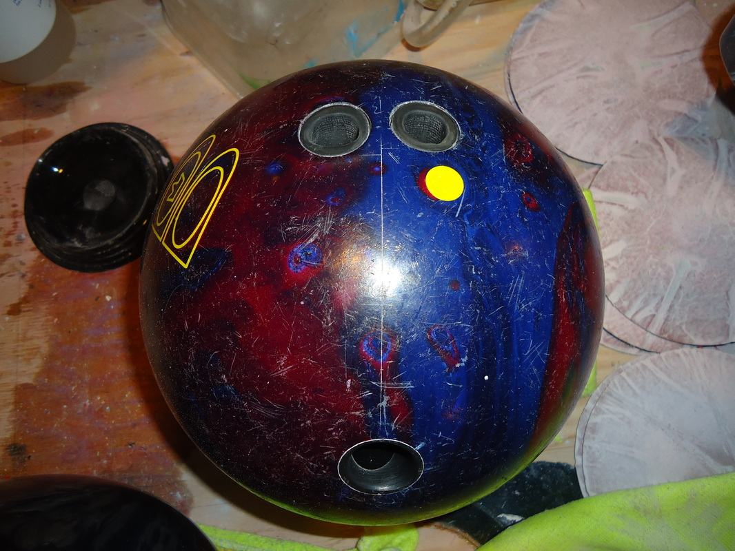 bowling resurface machine